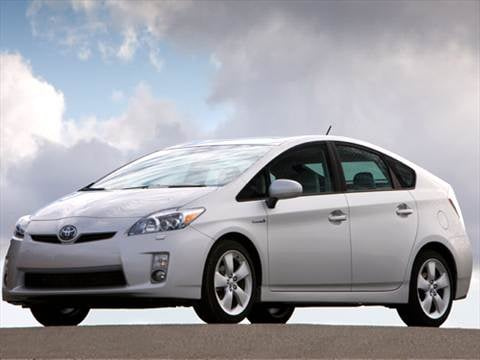 2010 Toyota Prius I Hatchback 4D  photo