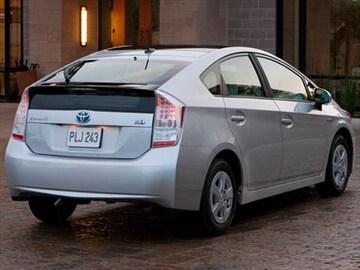 2010 Toyota Prius Exterior