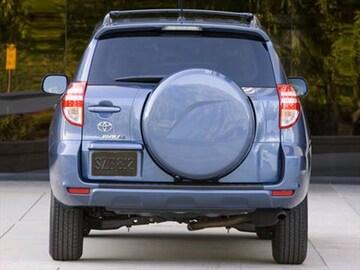 2010 Toyota Rav4 Exterior