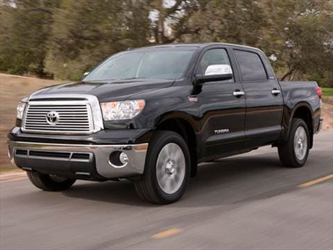 2010 Toyota Tundra CrewMax Pickup 4D 5 1/2 ft  photo