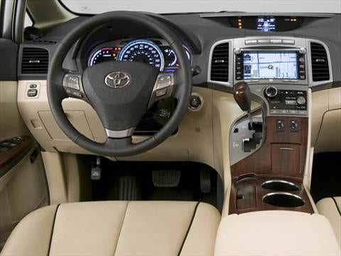 Awesome ... 2010 Toyota Venza Interior