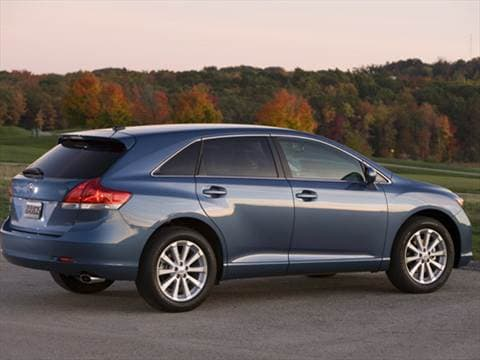 2010 Toyota Venza Pricing Ratings Amp Reviews Kelley