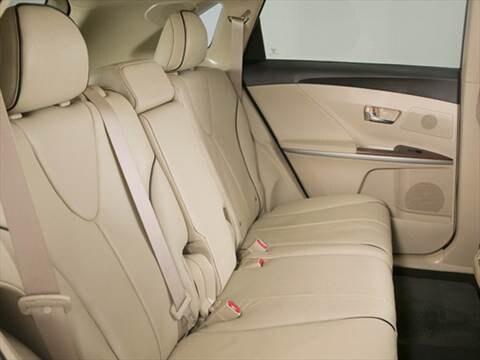 2010 Toyota Venza Interior ...