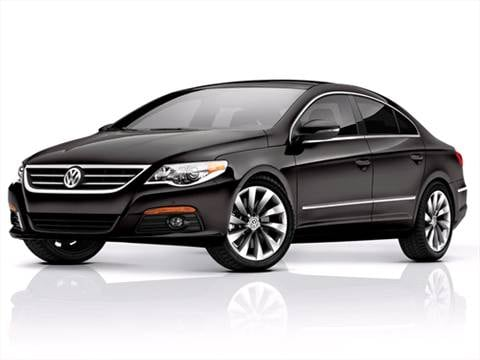 Black Book Car Values >> 2010 Volkswagen CC | Pricing, Ratings & Reviews | Kelley Blue Book