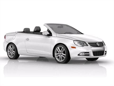 2010 Volkswagen Eos Komfort Hard Top Convertible 2D  photo