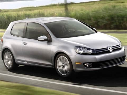 2010 Volkswagen Golf TDI Hatchback 2D  photo