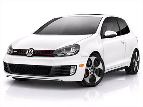 2010 Volkswagen GTI 2.0T Hatchback Coupe 2D  photo