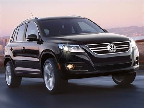 2010 volkswagen tiguan pricing ratings reviews. Black Bedroom Furniture Sets. Home Design Ideas