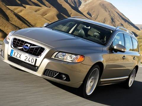 Volvo V70 Pricing Ratings Reviews Kelley Blue Book
