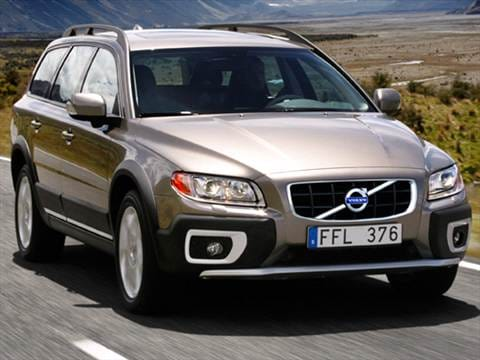 2010 Volvo XC70 3.2 Wagon 4D  photo