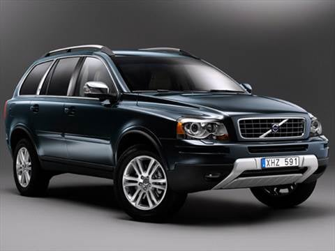 2010 Volvo Xc90 Pricing Ratings Reviews Kelley Blue Book