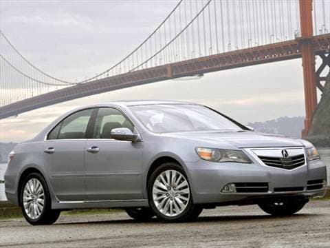 2011 Acura RL Sedan 4D  photo