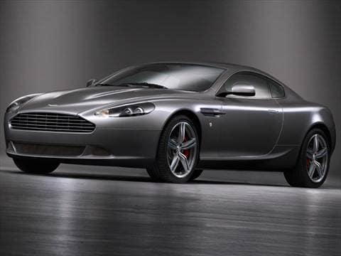 Aston Martin DB Pricing Ratings Reviews Kelley Blue Book - How much is an aston martin db9