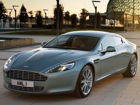2011 Aston Martin Rapide Pricing Ratings Reviews Kelley Blue Book