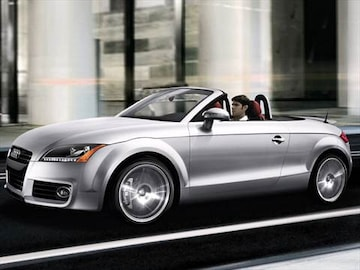 2011 audi tt pricing ratings reviews kelley blue book. Black Bedroom Furniture Sets. Home Design Ideas