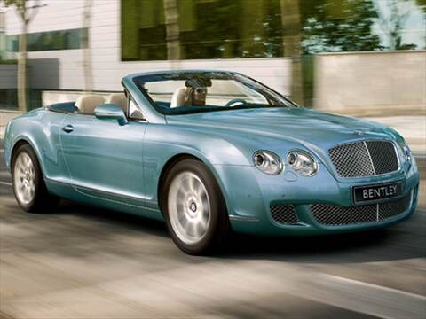 2011 Bentley Continental Supersports Coupe 2D  photo