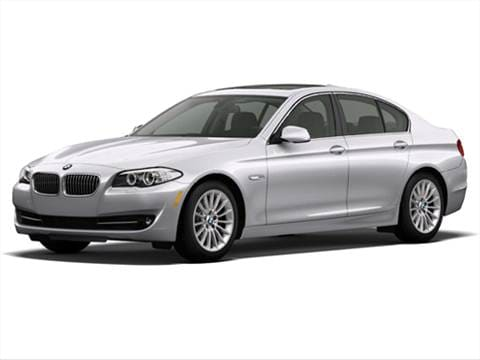 2011 BMW 5 Series 550i xDrive Sedan 4D  photo