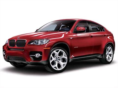 2011 BMW X6 xDrive50i Sport Utility 4D  photo
