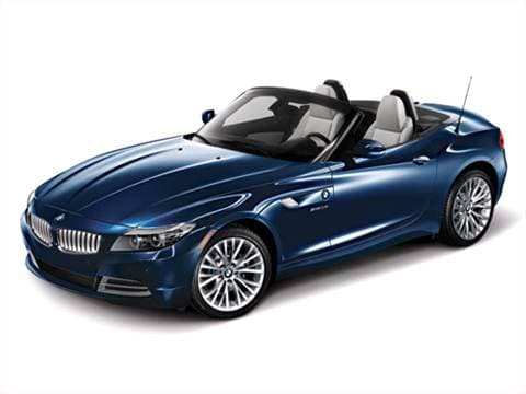 2011 Bmw Z4 Pricing Ratings Amp Reviews Kelley Blue Book