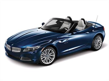 2011 Bmw Z4 Pricing Ratings Reviews Kelley Blue Book