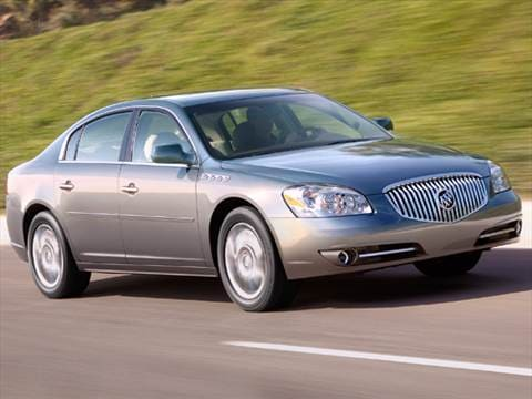 2011 Buick Lucerne Pricing Ratings Reviews Kelley Blue Book