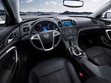 buick regal 2000 interior