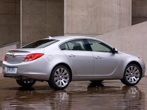 2011 Buick Regal Pricing Ratings Amp Reviews Kelley