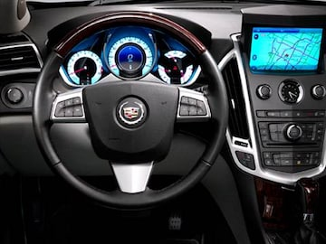 2011 Cadillac SRX | Pricing, Ratings & Reviews | Kelley Blue Book