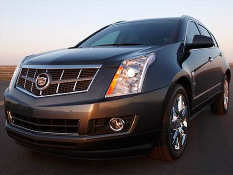 Kbb Trade In Value >> 2011 Cadillac SRX | Pricing, Ratings & Reviews | Kelley ...