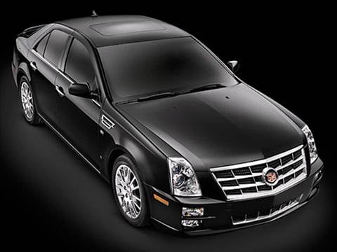 cadillac sts pricing ratings reviews kelley blue book. Black Bedroom Furniture Sets. Home Design Ideas