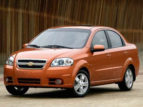 Captivating 2011 Chevrolet Aveo