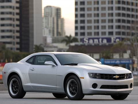 2011 Chevrolet Camaro LS Coupe 2D  photo