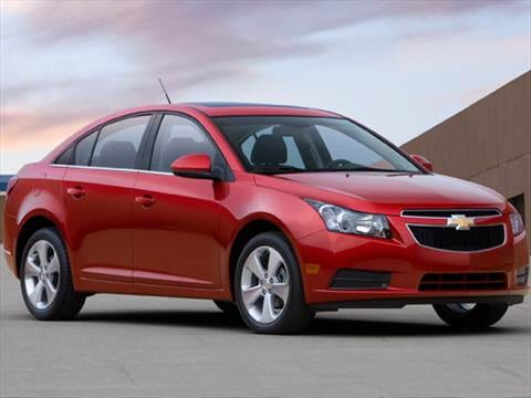 2011 Chevrolet Cruze Pricing Ratings Reviews Kelley Blue Book