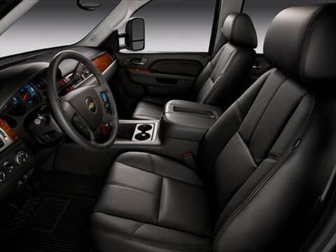 2011 Chevrolet Silverado 2500 Hd Crew Cab Pricing Ratings