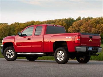 2011 chevrolet silverado 2500 hd extended cab pricing ratings reviews kelley blue book. Black Bedroom Furniture Sets. Home Design Ideas