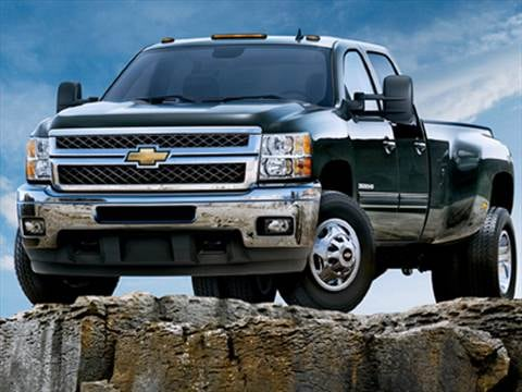 2011 Chevrolet Silverado 3500 HD Crew Cab Work Truck Pickup 4D 8 ft  photo