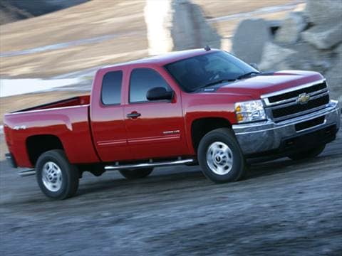 2011 Chevrolet Silverado 3500 HD Extended Cab Work Truck Pickup 4D 8 ft  photo
