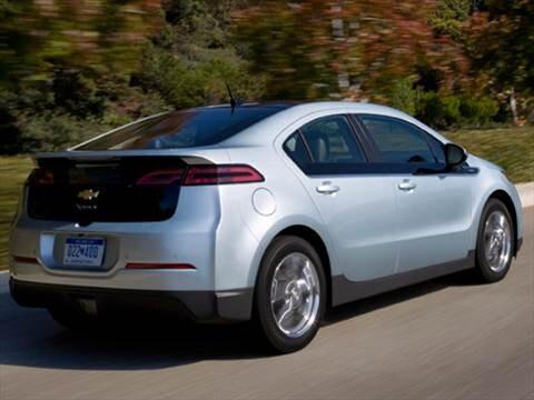 2011 Chevrolet Volt Pricing Ratings Amp Reviews Kelley