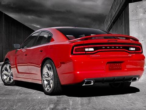 2011 dodge charger Exterior