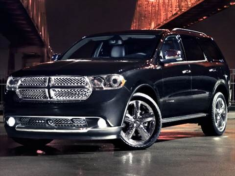 2011 Dodge Durango Express Sport Utility 4D  photo