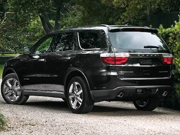 2011 dodge durango pricing ratings reviews kelley blue book. Black Bedroom Furniture Sets. Home Design Ideas