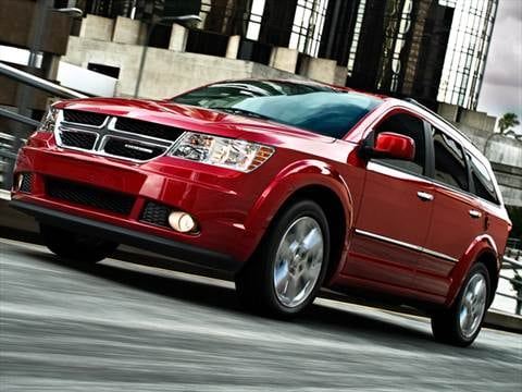 2011 Dodge Journey Mainstreet Sport Utility 4D  photo