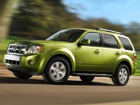 2011 Ford Escape Hybrid Sport Utility 4D  photo