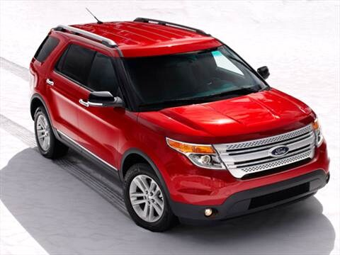 2011 Ford Explorer Sport Utility 4D  photo