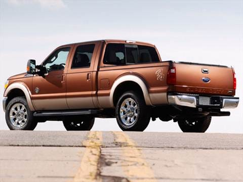2011 ford f250 super duty crew cab Exterior