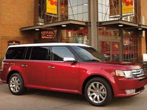 2011 ford flex pricing ratings reviews kelley blue book. Black Bedroom Furniture Sets. Home Design Ideas
