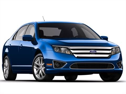 2011 ford fusion pricing ratings reviews kelley. Black Bedroom Furniture Sets. Home Design Ideas