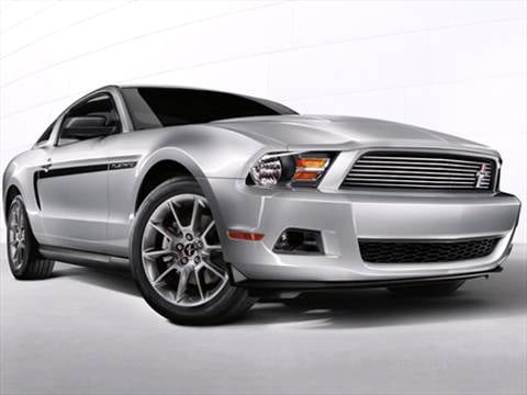 2011 Ford Mustang Coupe 2D  photo