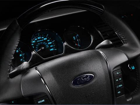 2011 ford taurus Interior