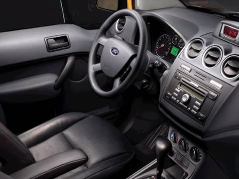 2011 ford transit connect passenger Interior